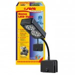 SERA NANO LED LIGHT 2 X 2 W POUR AQUARIUM 16 L